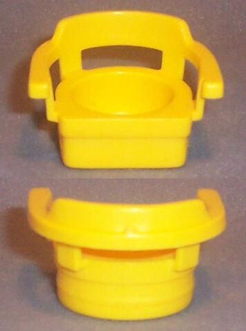 File:Small Plastic Yellow Single Seat Captain Chair.jpg