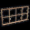 Wooden Window Bars icon