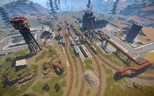 Trainyard Overview