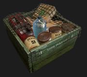 Ration Box Render