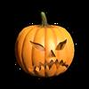 Jack O Lantern Angry icon
