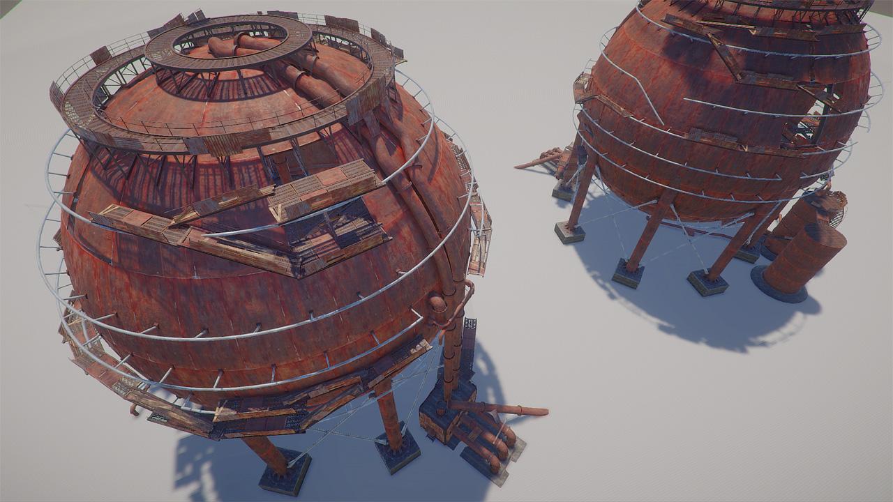 Sphere Tank Rust Wiki Fandom Powered By Wikia