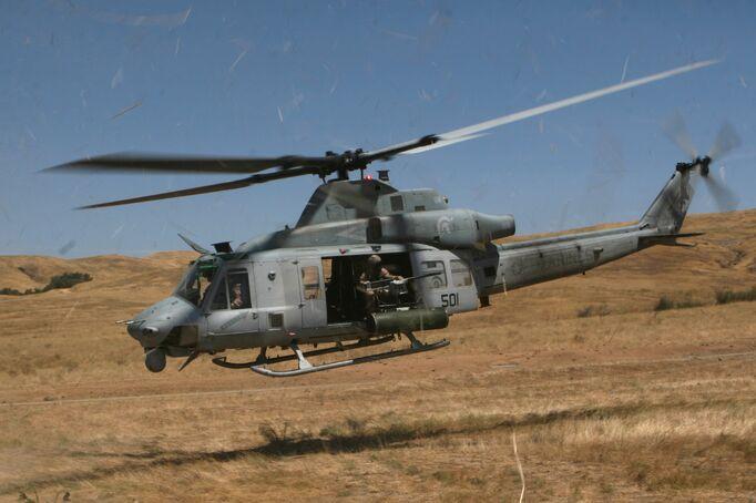 Bell Venom UH-1Y-0