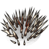 Wooden Floor Spikes icon
