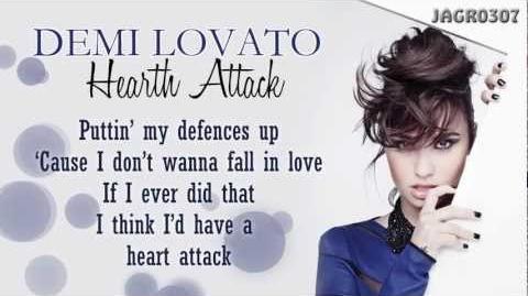 Demi Lovato - Heart Attack (Lyrics)-0