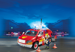 5364 Fire Chief's Car With Lights and Sounds