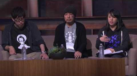 E3 Coliseum Dissidia Final Fantasy NT Panel