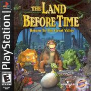 The Land Before Time- Return to the Great Valley