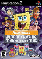 Nicktoons- Attack of the Toybots