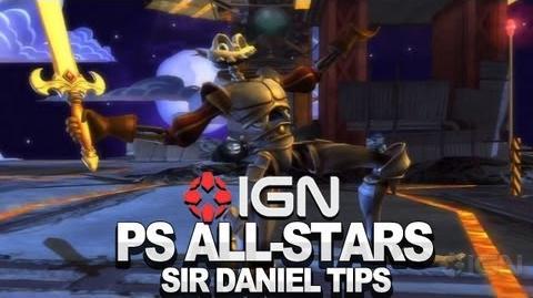 PlayStation All-Stars - Sir Daniel Tips & Tricks