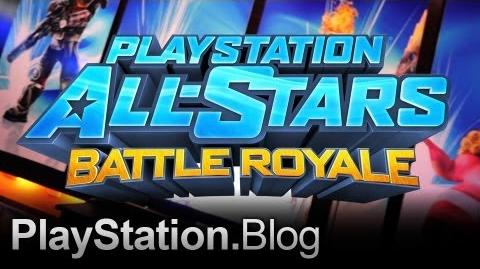 PlayStation All-Stars Battle Royale for PS3