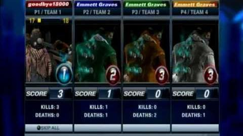 Playstation AllStars Battle Royale - Emmett's Colors (Unlockable Costume)