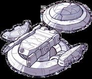 Turbo Cannon Jak II