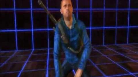 Playstation AllStars Battle Royale - Cole's Colors (Unlockable Costume)
