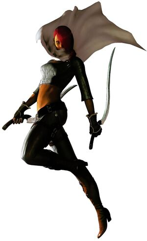 Lucia devil may cry 2
