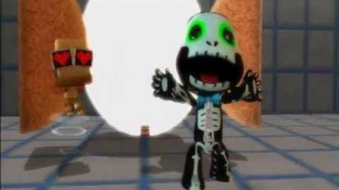 Playstation AllStars Battle Royale - Sackboys Colors (Unlockable costume)