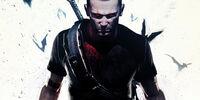 Vampire Cole MacGrath