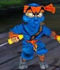 Ninja Fu Hiya
