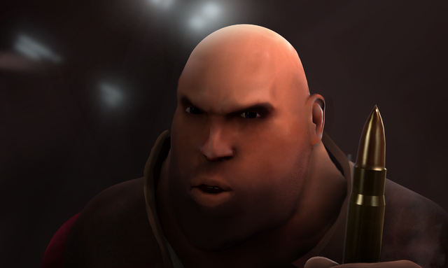 File:I took about 10 hours to repaint a still from Meet The Heavy, this was the result@tf2.png