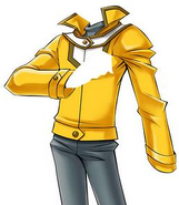Male Ra Yellow Uniform