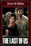Joel & Ellie icon