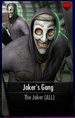 Joker's Gang iOS