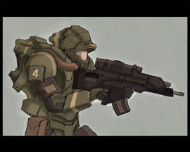 Elite Soldier Talros