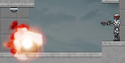 Rocket Explosion FTP