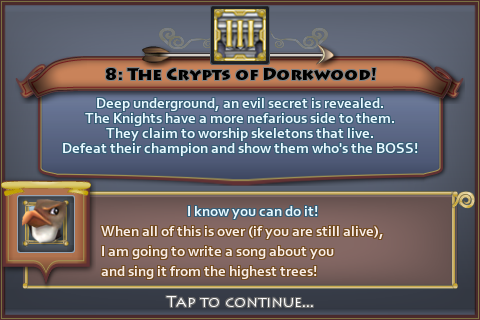 The Crypts of Dorkwood