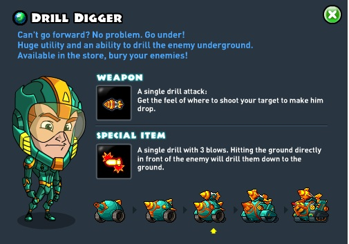 Drill digger