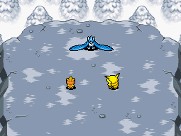Articuno defeated