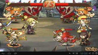 Hero Dream Battle Video