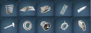 Silver Parts