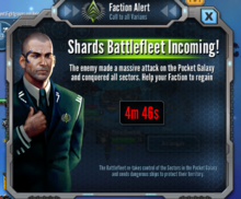Battlefleet notification