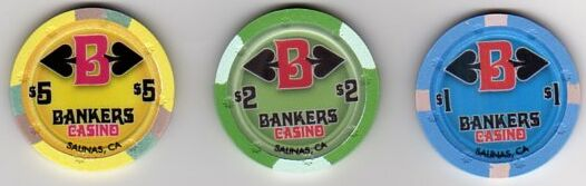 Bankers chips
