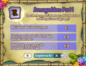 ArmageddonIQuest