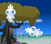 Sidewards ghost