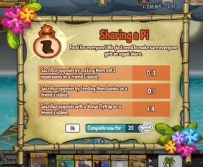 Sharing a Pi quest