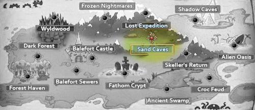 Mastermap-sandstone