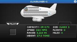 CloudlinerC