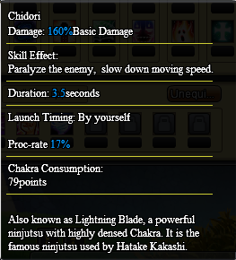 Chidori-Tech-stat