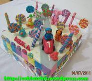 Cake-pocoyo1 road