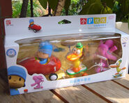 Free-Shipping-New-POCOYO-Super-Racing-Suit-font-b-Collectible-b-font-Figure-Toy-Lovely-Gift race