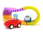 Pocoyo track cars