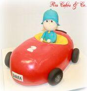 759c36e31dee59ec10c61a892b6937d9 pocoyo car race cars racing