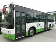 Lahore Foton Bus