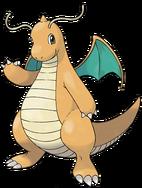 149 Dragonite Art
