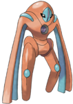 386 Deoxys Defense Forme Art