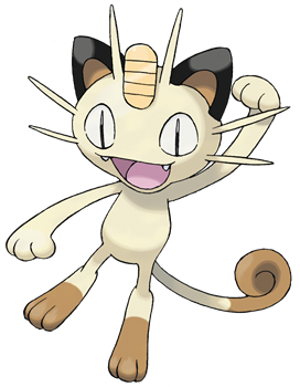 File:052 Meowth Art.png