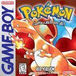 Pokémon Red North America